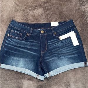 NWT Time and Tru blue jean shirts